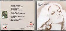 MINA raro CD DEL MIO MEGLIO N.1 made in ITALY Ediz. SORRISI e Canzoni MONDADORI
