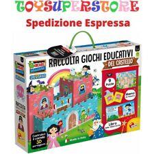 Giochi Educativi Bambini Del Castello Lisciani 72750 Life Skills