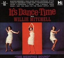Willie Mitchell - It's Dance Time (Audio CD - 2011) NEW