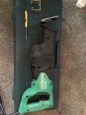 "HITACHI CR13V 10-Amp Reciprocating  5"" Saw Variable Speed C326518P 10Amps"