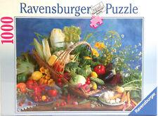 Ravensburger Puzzle 15807 1000 Teile Gemüsekorb/Légumes du jardin/Vegetable Bask