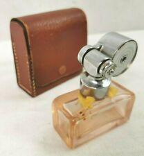 Ancien VAPORISATEUR Parfum a Piston 1950s MARCEL FRANCK Fragrance ESCALE Art W
