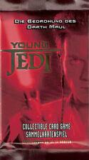 Star Wars - Young Jedi Booster Packung Deutsch - Neu & OVP