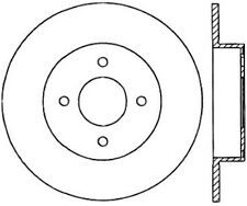Disc Brake Rotor-SE-R Spec V Rear Right Stoptech fits 04-05 Nissan Sentra