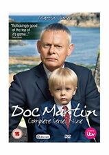 Doc Martin Series 9 [New DVD]