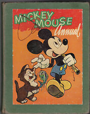 Mickey Mouse Annual for 1948 - Dean & Son Ltd - Nice Condition - Donald Duck