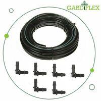 Antelco 4 mm hypodermique de Jonction 4 mm//connecteur pour tuyau darrosage//culture hydroponique Lot de 10