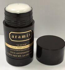 Aramis 24 Hour High Performance Antiperspirant Stick For Men 2.6oz/75 g New