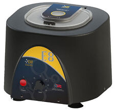 NEW LW Scientific E8 Centrifuge With 8 Place Fixed Speed Angled Rotor
