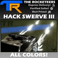 [PC] Rocket League Every Painted HACK SWERVE III Rocket Pass III Trail