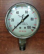 Matheson 22024-1 Pressure Gauge