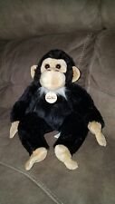 """13"""" Baby Chimp Plush Stuffed Animal by Wild Republic Detroit Zoo Souvenir Plush"""