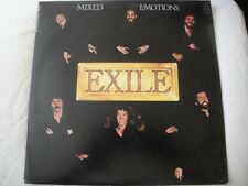 EXILE MIXED EMOTIONS VINYL LP ALBUM 1978 WARNER BROS. RECORDS YOU THRILL ME, EX