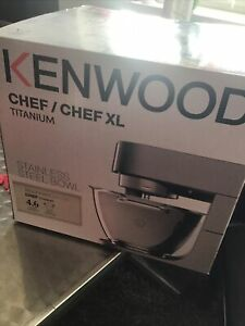 kenwood chef titanium xl Schüssel Original