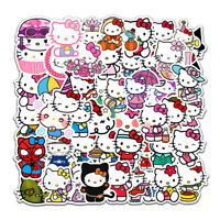 Red Hello Kitty Lovely Bedroom Tissue Box Cover Holder paper gift decal