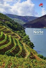 Portugal 2017 CTO Norte 5v S/una carpeta especial puentes catedrales sellos de turismo