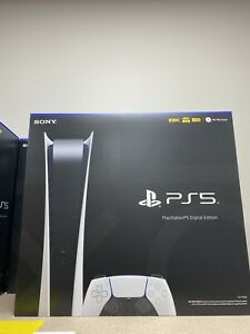 Sony PlayStation 5 Console DIGITAL Version (PS5) Brand New, SHIPS NOW 🚚💨