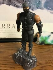 Sub-Zero Noob Saibot Mini Figure Mortal Kombat Realm MK11 légendaire Vendeur Britannique