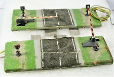 Bahnübergang elektrisch Märklin Miniclub 8992 Z Gauge Worldw shipm 7,50