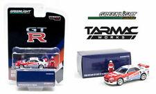 1999 NISSAN SKYLINE GT-R (BNR34) #23 W/DRIVER TARMAC EXCL. 1/64 GREENLIGHT 51185