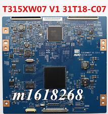 AUO T-CON BOARD T315XW07 V1 Ctrl BD 31T18-C07 samsung 3D LED UA46ES6100J