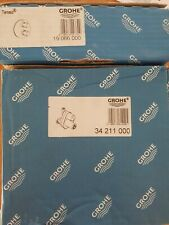 Grohe 34211 000 y 19066 000 Grohe TENSO Trim