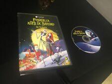L'Étrange Noël de Monsieur Jack DVD Tim Burton