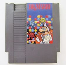 Dr Mario NES Game Cartridge Nintendo Entertainment System Tested and Works