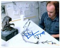 PHIL TIPPETT SIGNED AUTOGRAPHED 8x10 PHOTO ILM RANCOR STAR WARS RARE BECKETT BAS