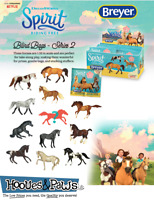 Breyer Spirit Riding Free Horse 12 PACK Mystery Blind Bag Stablemates Series 2