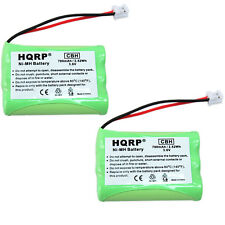 2x HQRP Phone Battery for Sanik 3SN-AAA55H-S-J1 3SN-AAA60H-S-J1 3SNAAA60HSJ1