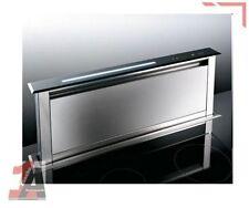ARBEITSPLATTEN-DUNSTHAUBE best Downdraft 600 Lift white Vetro EEK: C