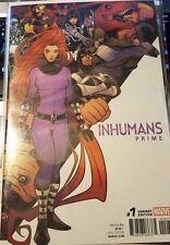 Marvel Inhumans Prime #1 2017