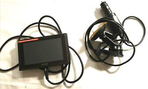 Mio Moov 300 GPS Bundle w/Windshield Mount, Car Charger, Tested Working