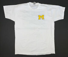 Vintage 90's Michigan Wolverines T-Shirt Size Men's XL 1997 National Champions