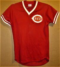 Cincinnati Reds Pierre Burris Minor League Baseball Warm-Up Jersey