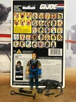 GI Joe UK Mutt Complete with Full Filecard / Fullcard High Condition!
