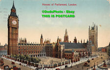 R404594 Houses of Parliament. London. 1930