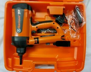 New Ramset T3 Single Shot Nailer/ Fastening Gas Powered Tool T3SS