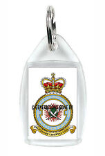 ROYAL AIR FORCE 7 FORCE PROTECTION WING KEY RING (ACRYLIC)
