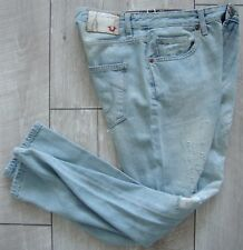 TRUE RELIGION GRACE RIPPED SKINNY BLC Damen Jeanshose Jeans Gr.27 NEU + ETIKETT