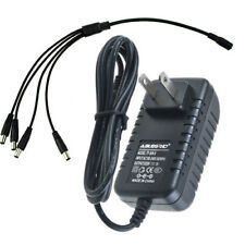 AC Adapter Power for Dunlop ECB-03 9-Volt Visual Sound 1 SPOT Multi Plug 4 Cable