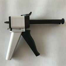 50ML 1:1/2:1 Dental Caulk Gun Epoxy Resin Applicator Dispenser Static Mixing New