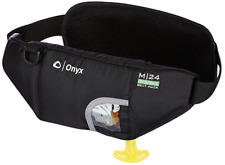 Onyx M-24 In-Sight Manual Inflatable SUP Belt Pack Life Jacket PFD w/ Hydration