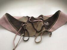 Quicksilver Roxy Cintura In Pelle Scamosciata Monty Python Taglia S