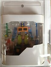 Transformers Lucky Draw Crayola Convoy Robot Masters G1 AFA 1 of 10