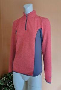 Nike Golf Tour Performance 1/2 Zip Pullover Sweatshirt Jacket Women's Size XS