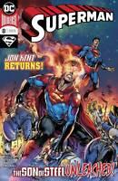 Superman #8 John Kent Returns DC Universe Comic 1st Print 2019 unread NM