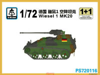 S-model PS720116 1/72 Wiesel 1 MK20 (1+1) Hot