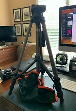Vanguard VT-126 Tripod with Carry Case